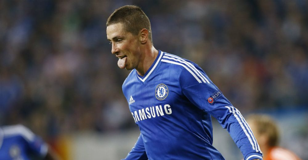 7. Fernando Torres