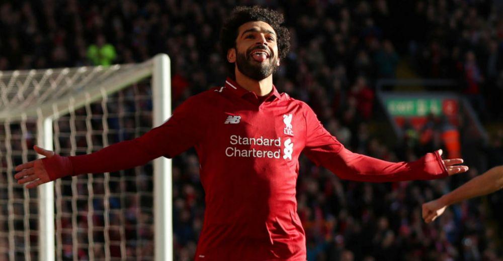 5. Mohammed Salah