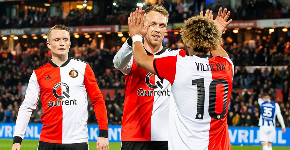 Feyenoord - € 1.690.000