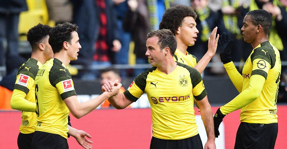 19. Borussia Dortmund - 6.670.000