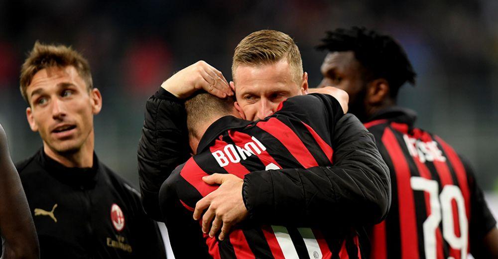 12. AC Milan - 12.400.000