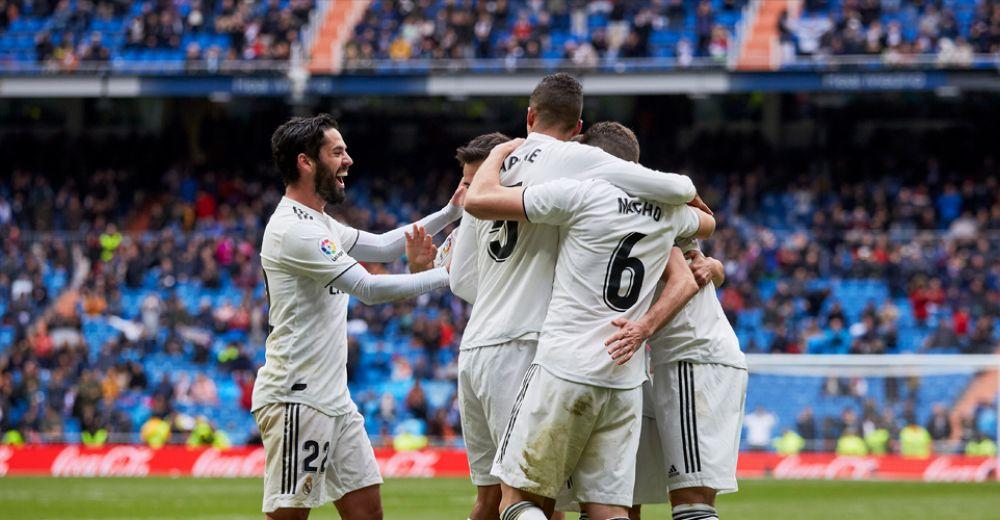 5. Real Madrid - 39.100.000