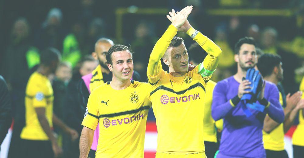 13. Borussia Dortmund  – €602,3 miljoen