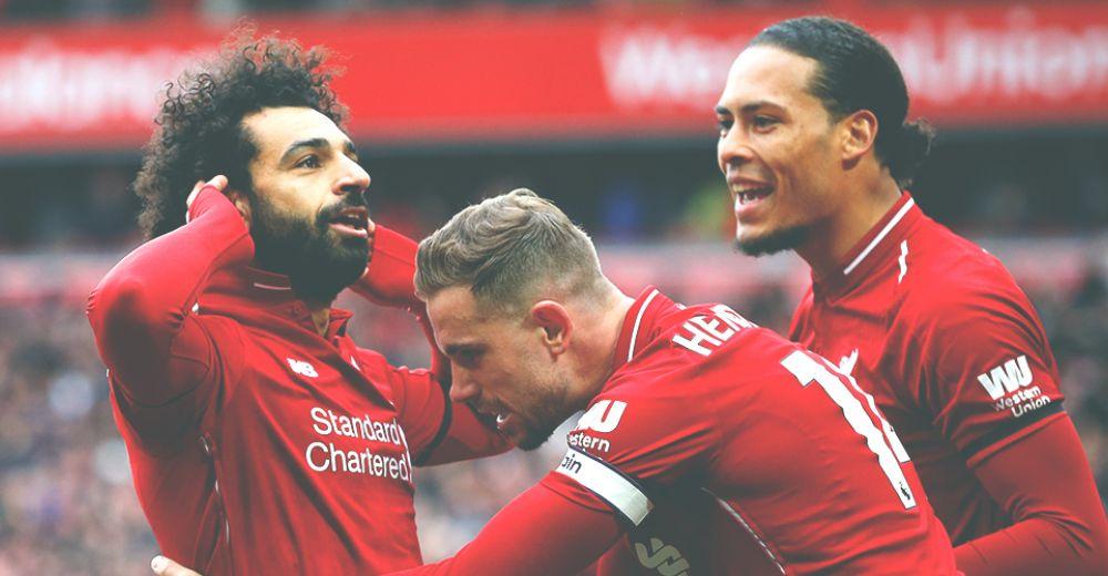 5. Liverpool  – €950,5 miljoen