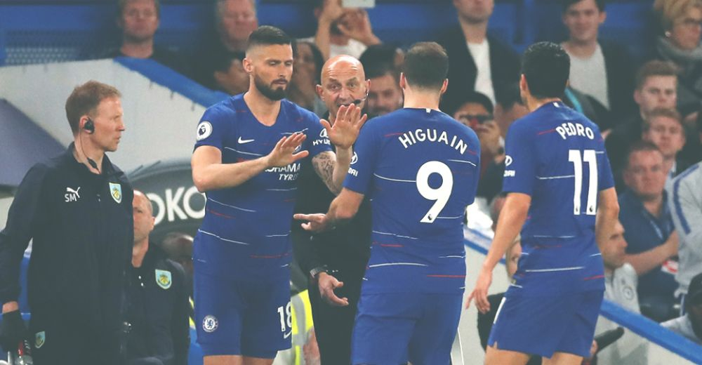 7. Chelsea  – €885,8 miljoen