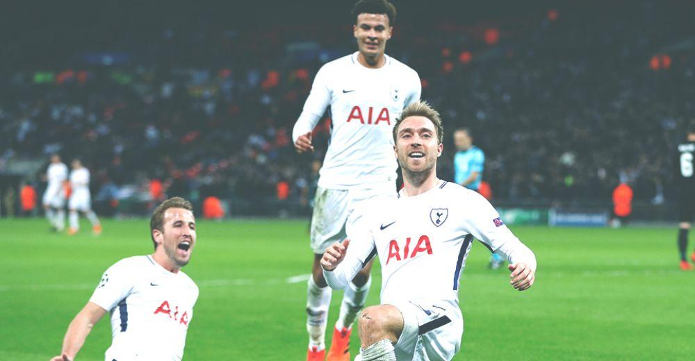 8. Tottenham  – €835,5 miljoen