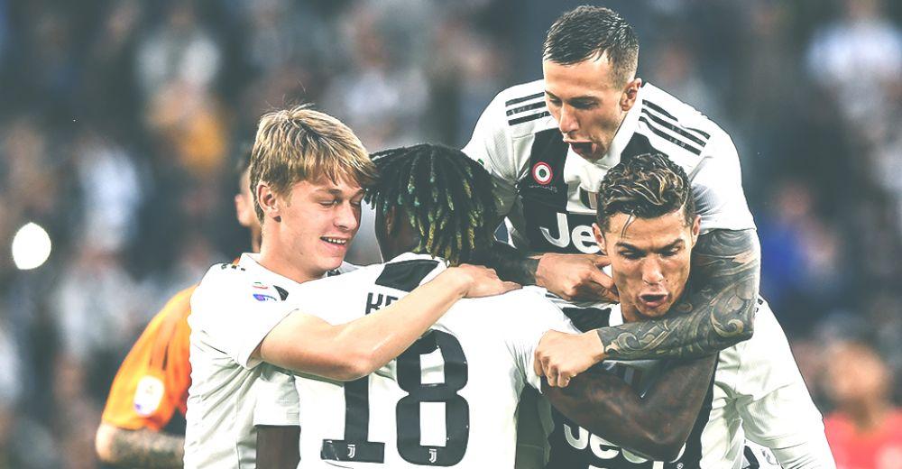 10. Juventus  – €782,5 miljoen
