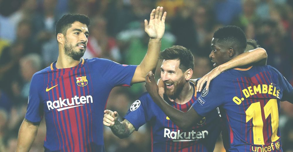 1.  FC Barcelona  – €1,18 miljard