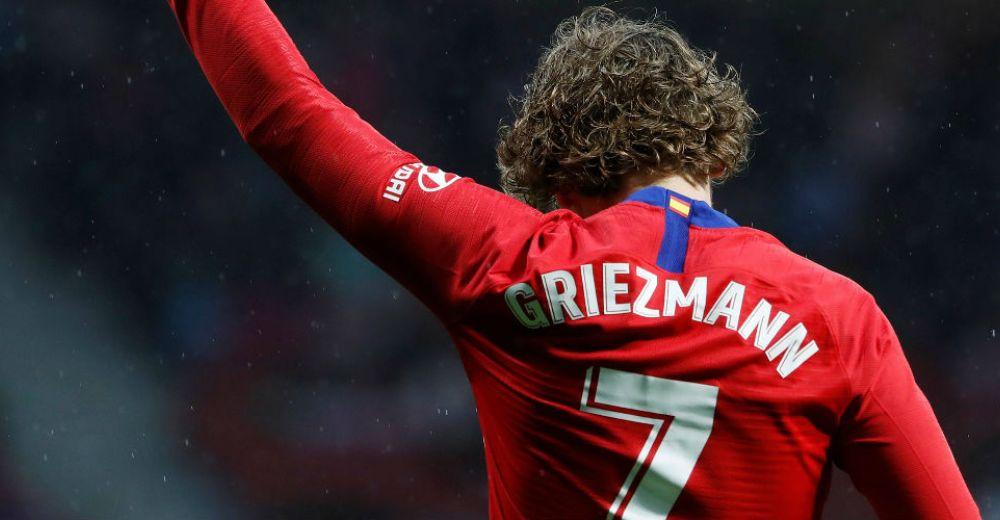 2. Antoine Griezmann (28)