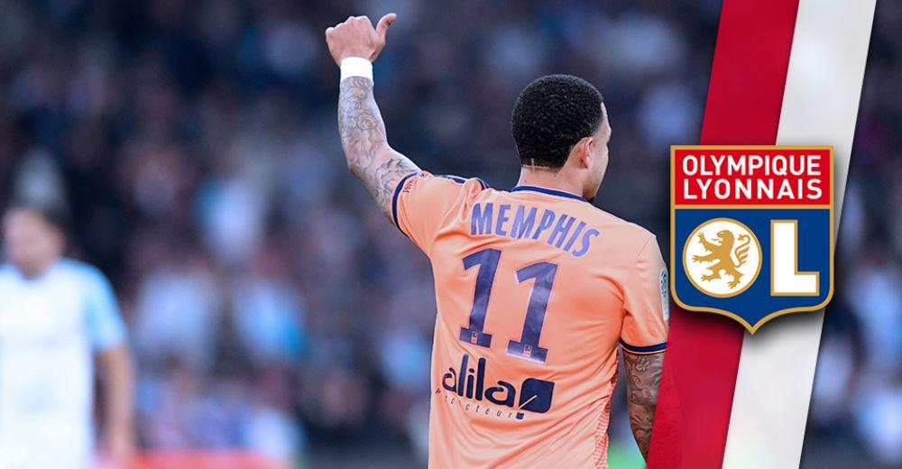 Memphis Depay - €50M
