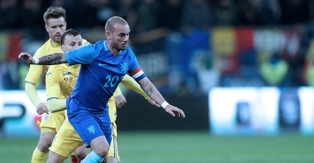 Wesley Sneijder (Al Gharafa)