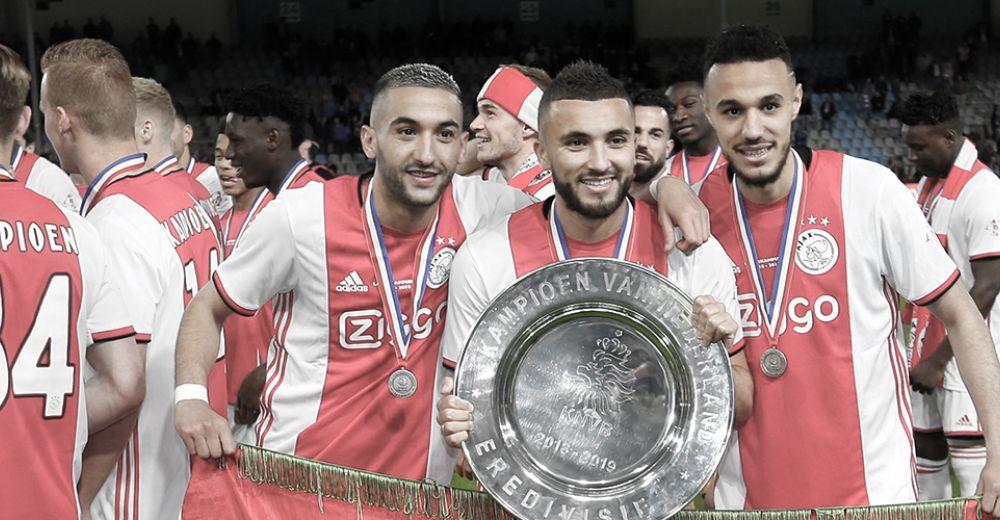 Noussair Mazraoui (Ajax / Marokko)