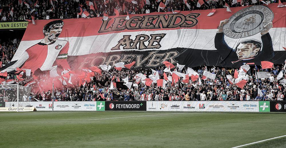 2. Feyenoord - €272,-