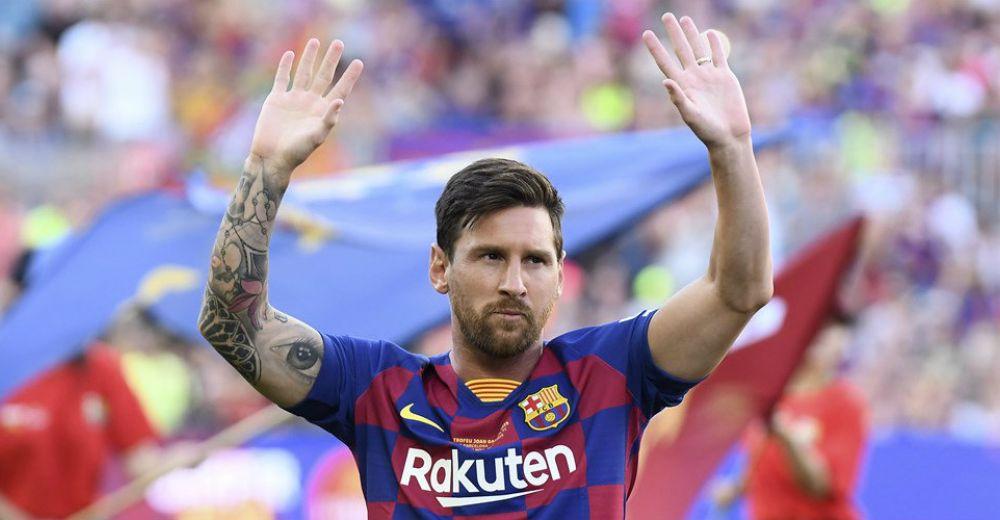 5. Lionel Messi (17 jaar, 3 maanden, 22 dagen)