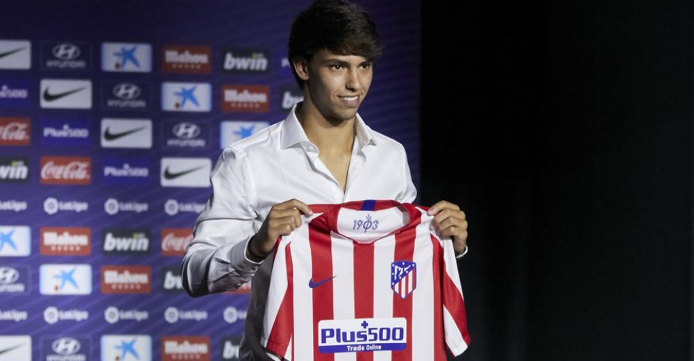 1. João Félix - Atletico Madrid