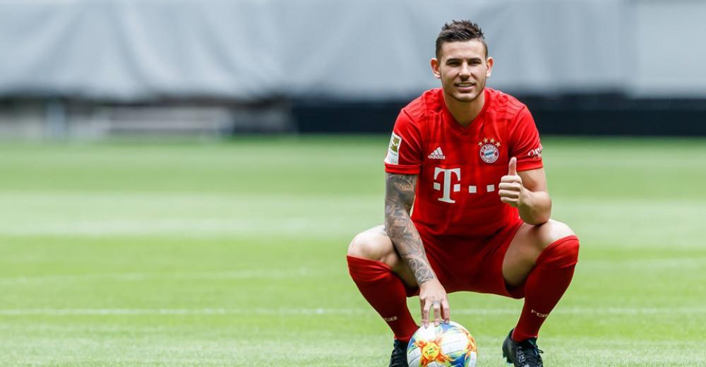 5. Lucas Hernández - Bayern München