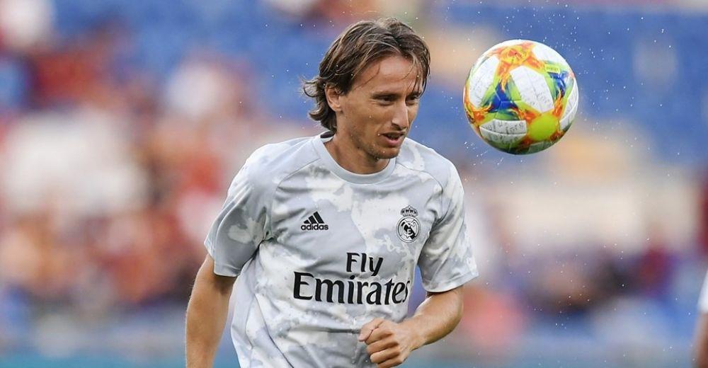 2. Luka Modric