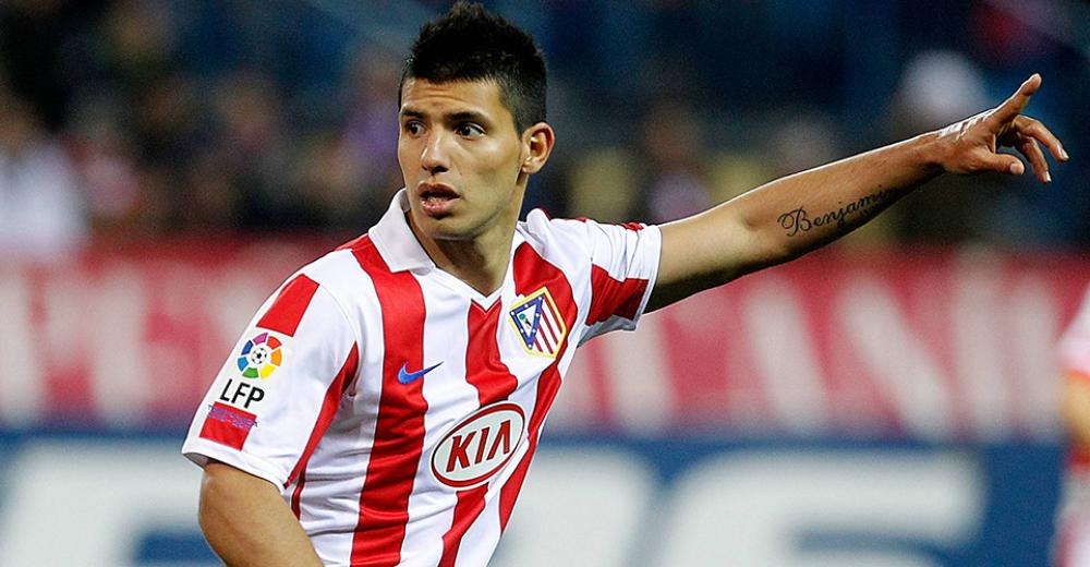 Sergio Agüero (Atletico Madrid)