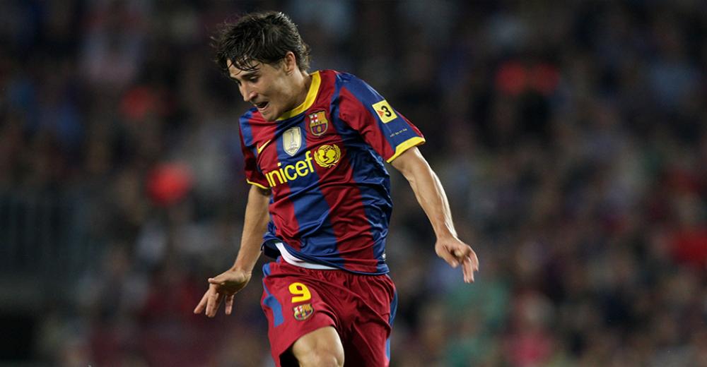 Bojan Krkić (FC Barcelona)