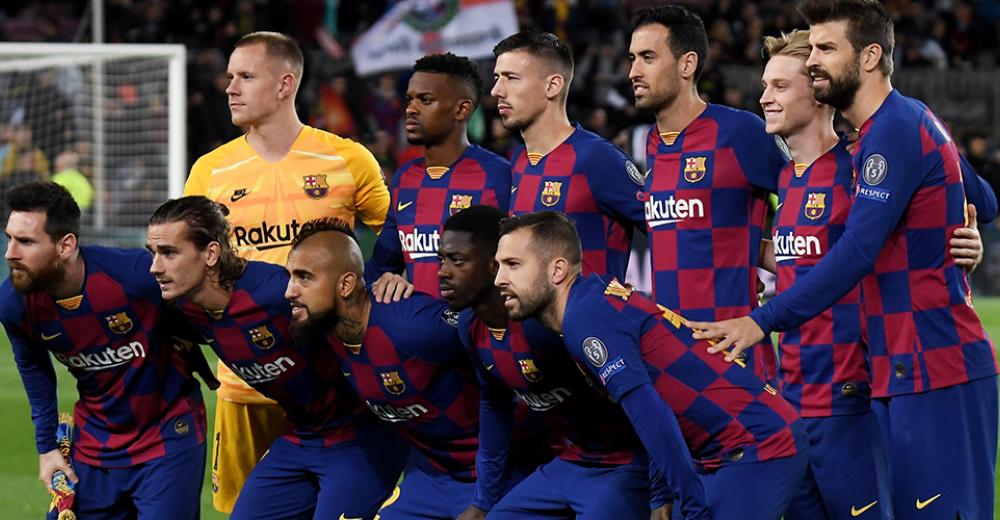 FC Barcelona (1.18 miljard)