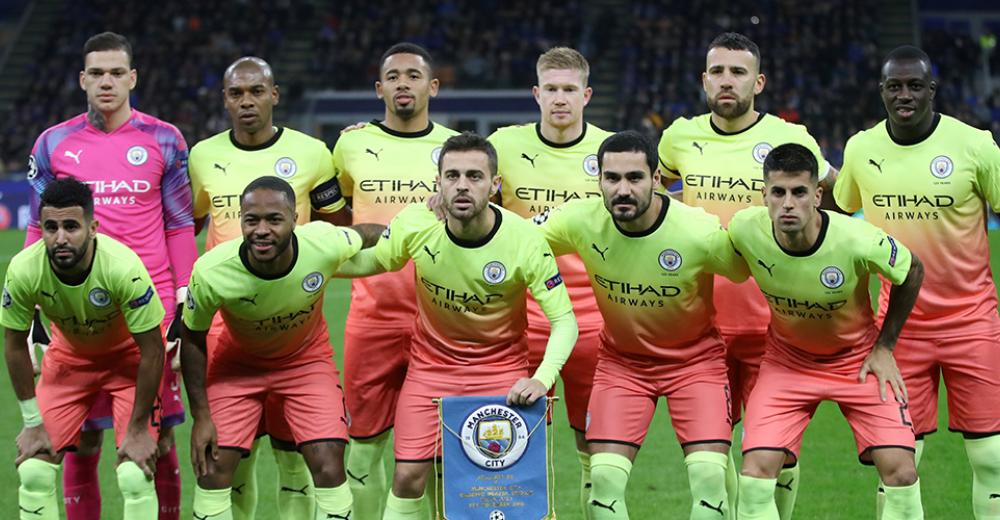 Manchester City (1.28 miljard)
