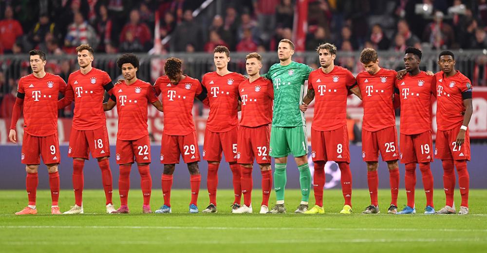 Bayern München (883 miljoen)