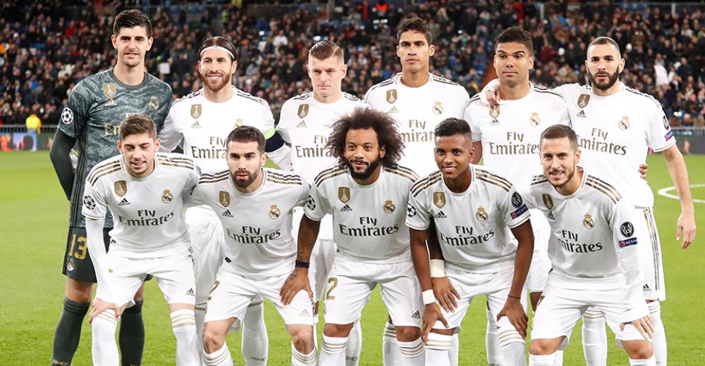 Real Madrid (1.19 miljard)
