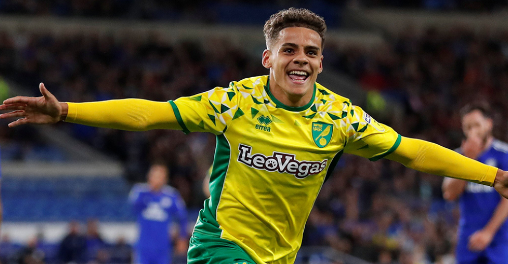 Max Aarons (Norwich City, 19)