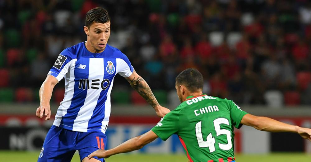 Fábio Silva (FC Porto, 16)