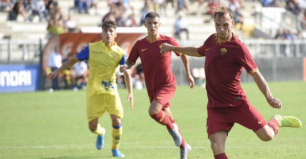 Alessio Riccardi (AS Roma, 18)