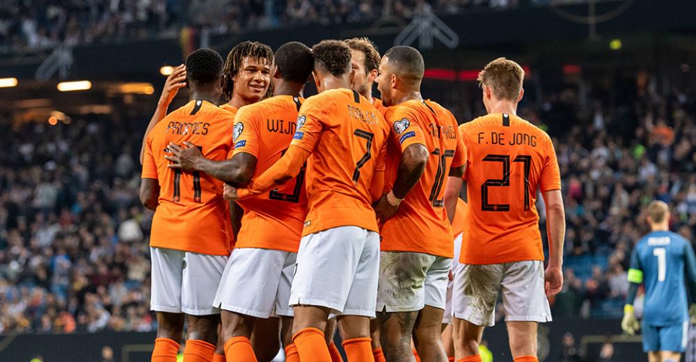 Nederland plaatst zich eindelijk weer eens voor een eindronde