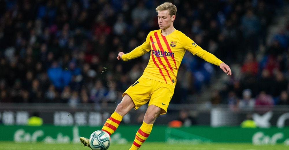 Frenkie de Jong - Ajax/FC Barcelona