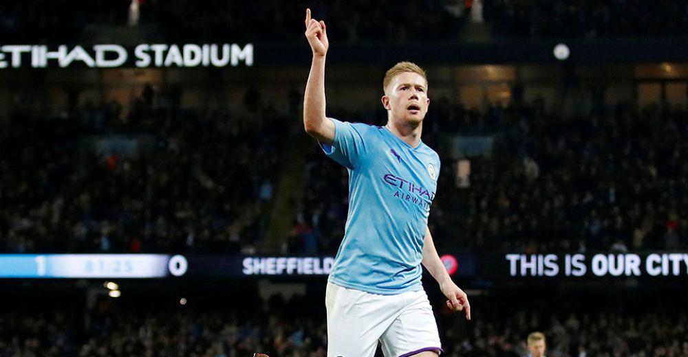 Kevin De Bruyne - Manchester City10