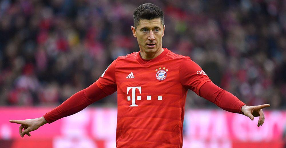 Robert Lewandowski - Bayern München