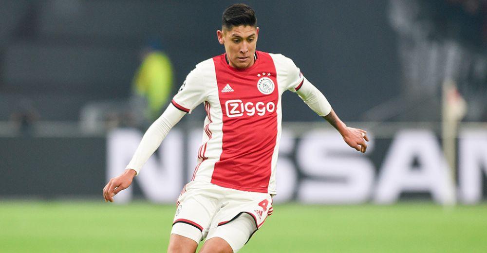 Edson Álvarez (15 miljoen)