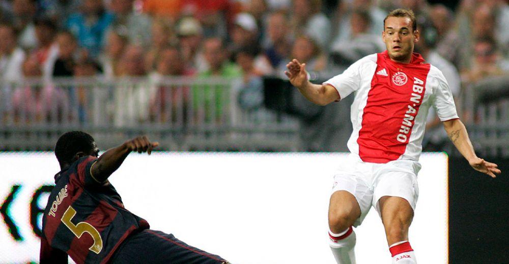 Wesley Sneijder (27 miljoen)