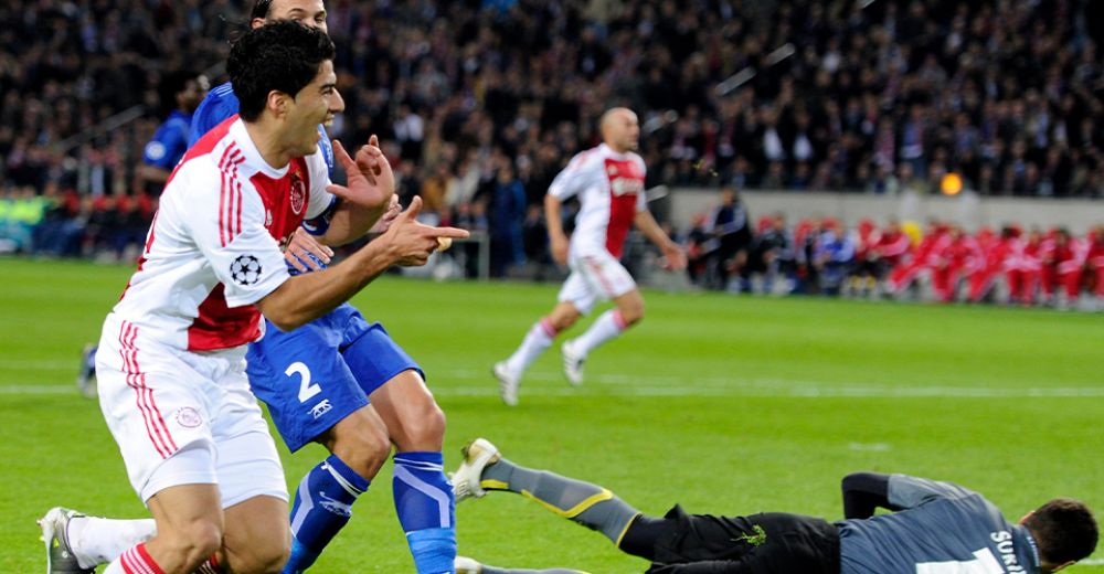 Luis Suarez (26,5 miljoen)