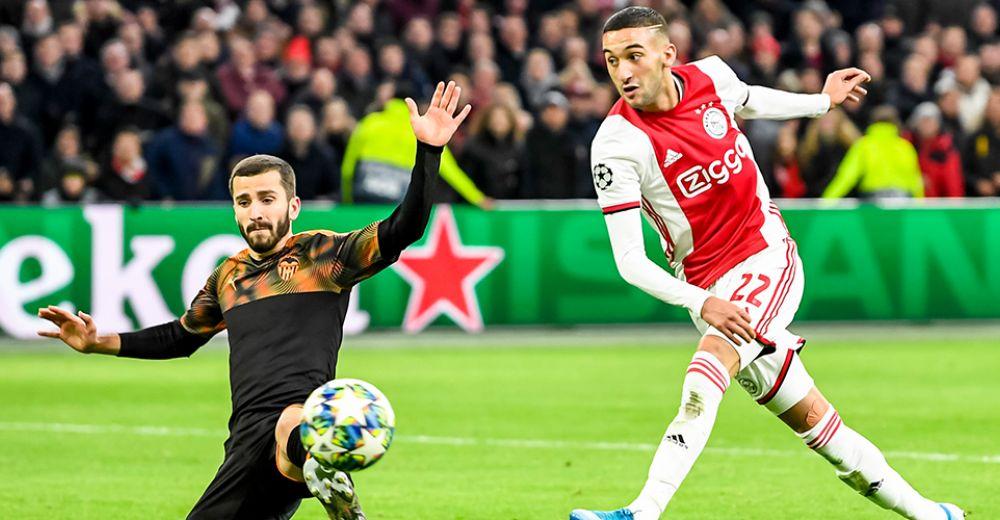 Aantal goals voor Ajax: 48