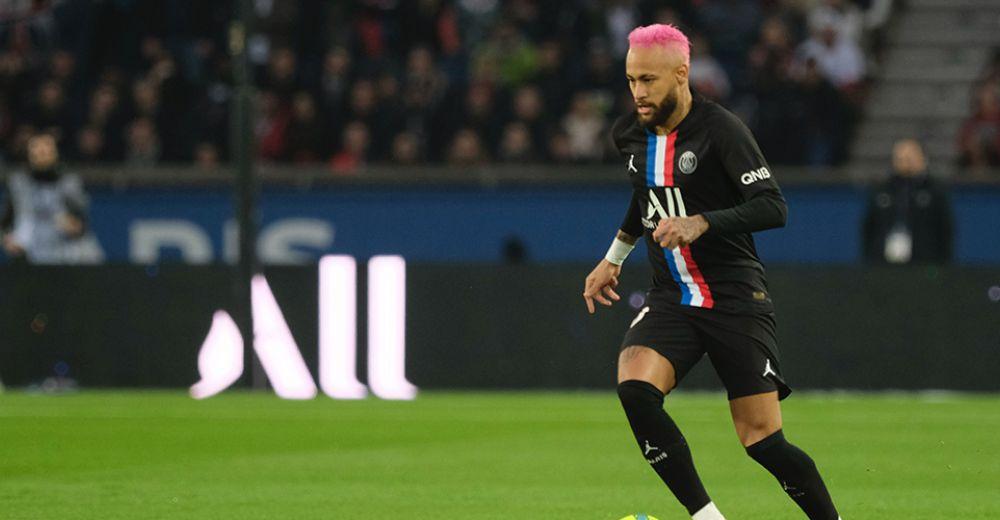 Neymar (€3.060.000, plek 1)