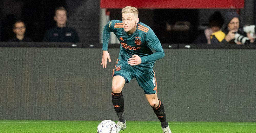 Donny van de Beek (Ajax)