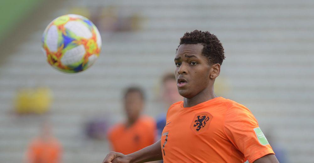 Jayden Braaf (17 jaar, Manchester City)