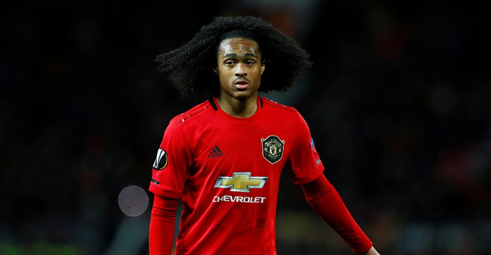 Tahith Chong (20 jaar, Manchester United)