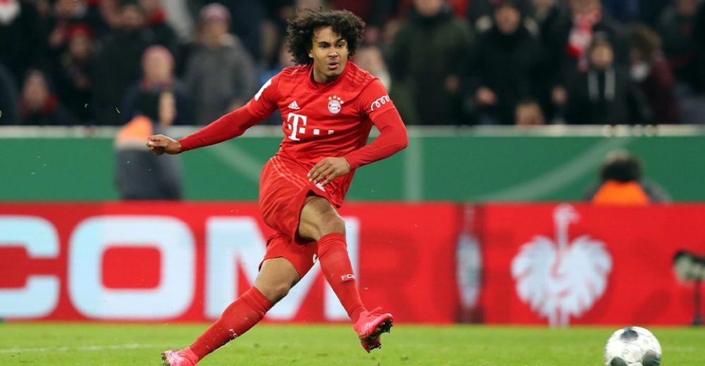 Joshua Zirkzee (18 jaar, Bayern München)
