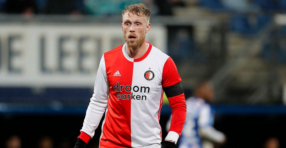 Nicolai Jörgensen (Feyenoord)