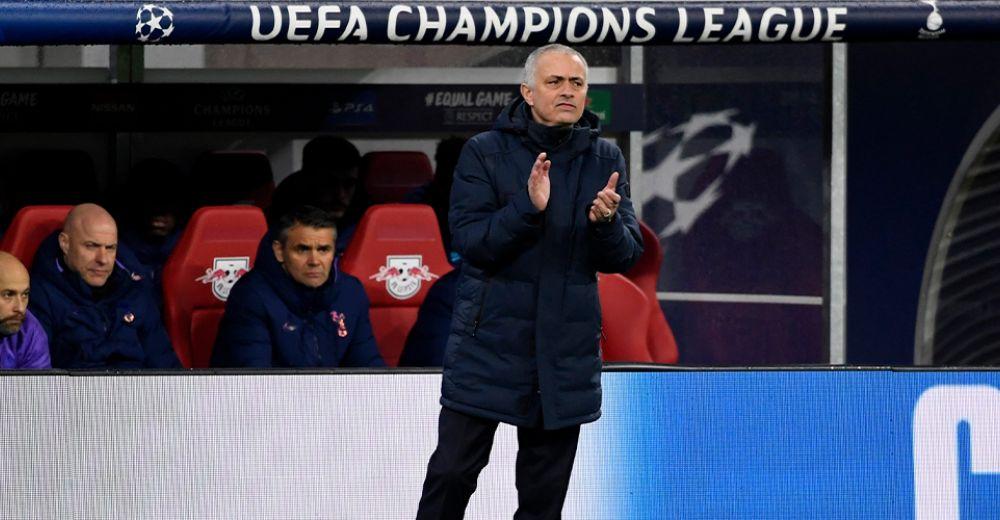 5. José Mourinho (Tottenham Hotspur)