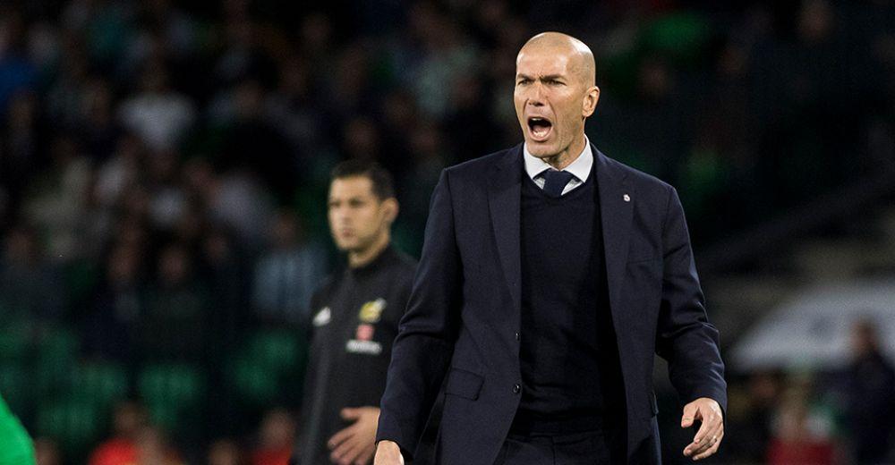 6. Zinedine Zidane (Real Madrid)