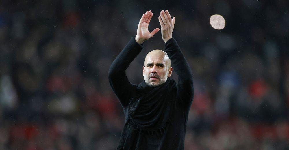 3. Pep Guardiola (Manchester City)