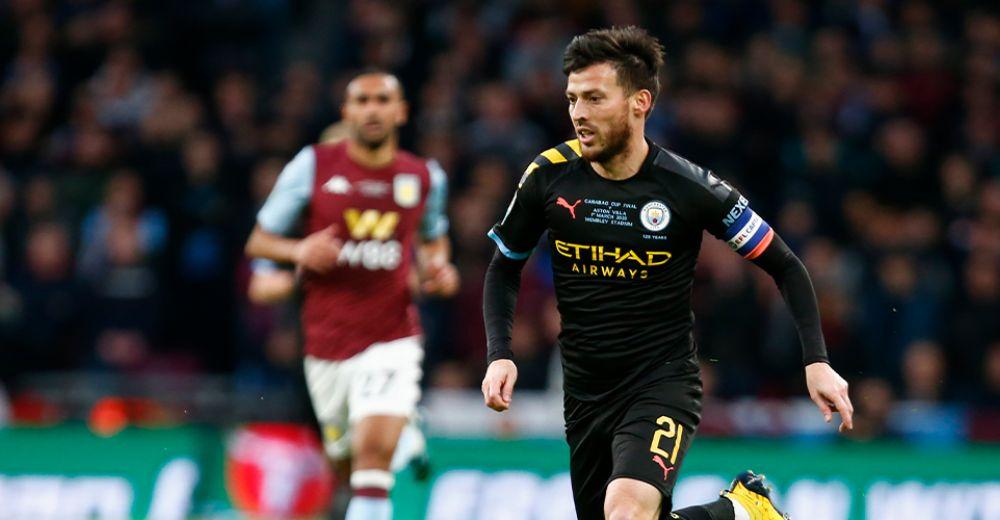 David Silva (Manchester City, 12 miljoen)