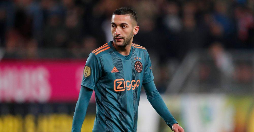 Hakim Ziyech (-10 miljoen)