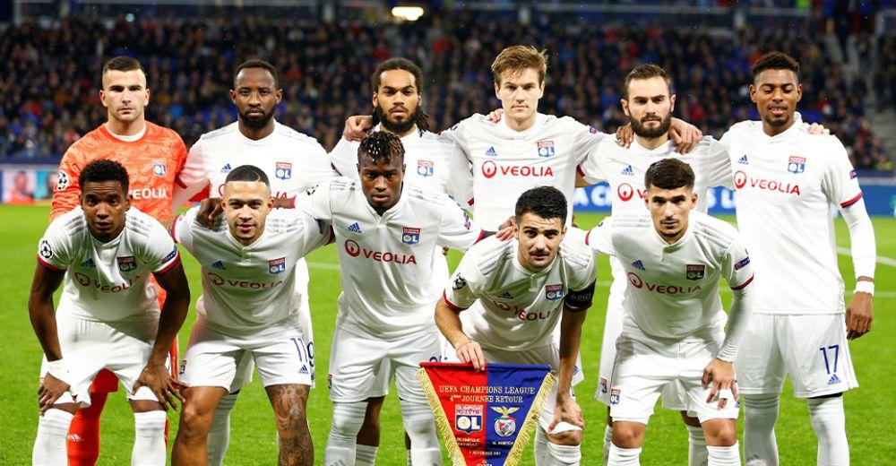 20. Olympique Lyon